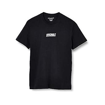 JACK & JONES Jorsuns Tee SS Crew Neck T-Shirt, Tocca La Scarpa, XL Uomo