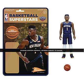 Nba Reaction Figure - Zion Williamson (Pelicans) USA import