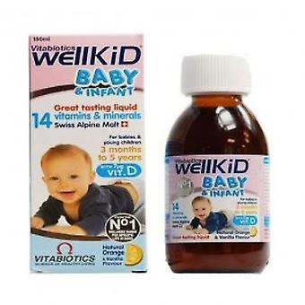 Vitabiotics - Wellbaby Syrup 150ml