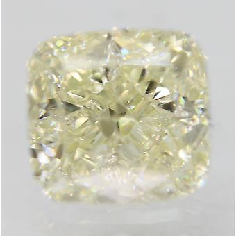 Sertifioitu 0,85 karat J Väri VVS1 Tyyny Natural Loose Diamond 5.13x4.89mm