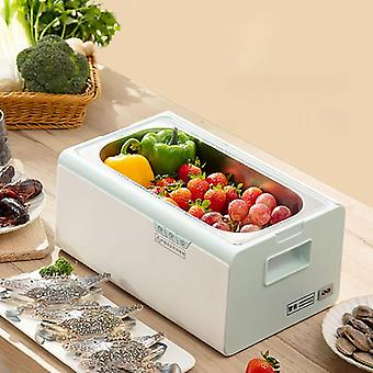 Vihannesten ja hedelmien pesuri, kotitalouksien automaattinen ultraäänipuhdistuskone