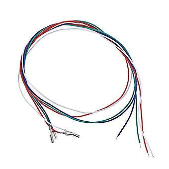 Универсальный картридж Телефонный кабель Провода Коллектор провода для корпуса головки поворотного стола