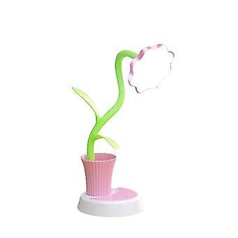 Kukka-muotoinen lamppu lapsille dt10019
