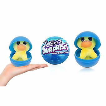 Minipetz Mini Animal Surprise Balls met 12 Diverse Minipet