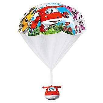 Children's Parachute Toys Tangle Free Throwing Hand Throw Parachute Army Man
