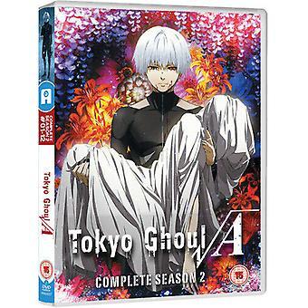 Tokyo Ghoul Root A DVD (2016) Shuuhei Morita Zertifikat 15 2 Discs Qualität garantiert