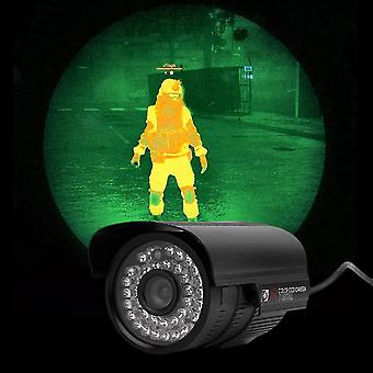 Waterproof 1200tvl 36led Night Vision Ir Infrared Digital Security Camera