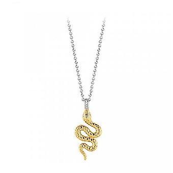 Ti sento milano necklace snake 3923sy_42