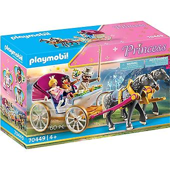 Playmobil Princess Castle Horse Drawn Carriage 70449