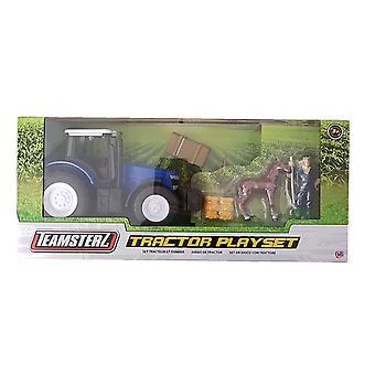 Команда Трактор Playset - Зеленый
