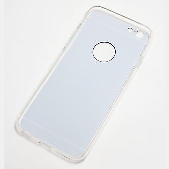 Aluminium tunn spegelfodral för iPhone 6/6S - Space Grey