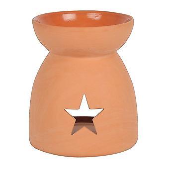 Fragrance oil star oil burner