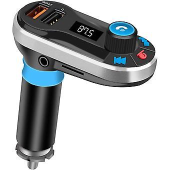 Bluetooth Fm Sender mit USB-Ladegerät