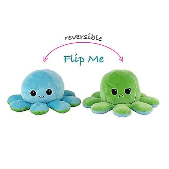 Octopus Plush Double-sided Flip Doll Toy
