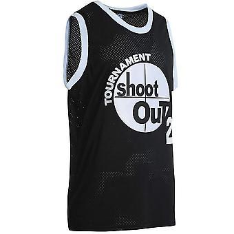 Shootout Basketball Jersey #2 Tournament Jersey 90s Hip Hop Clothing