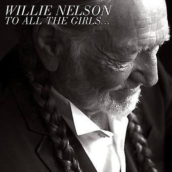 Willie Nelson - à toutes le filles-[CD] USA import