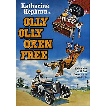 Olly Olly Oxen Free [DVD] USA import