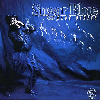 Sukker blå - blå baner [DVD] USA import