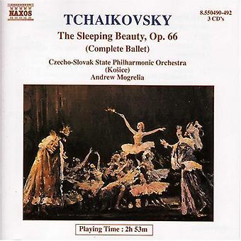 P.I. Tchaikovsky - Tchaikovsky: A bela adormecida, importação EUA op. 66 [CD]