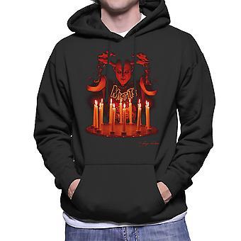 Misfits Jerry Candles Men's Hooded Sweatshirt