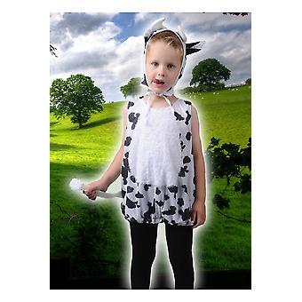 Dziecięce stroje karnawalowe krowa dzieci