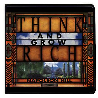 Napoleon Hill - Think & Grow Rich [CD] USA import