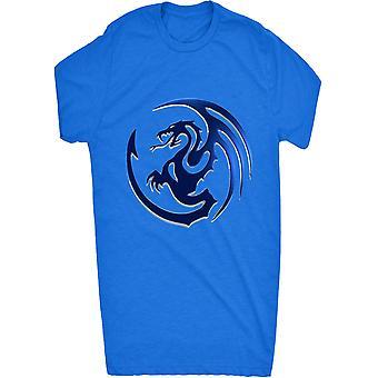 Berømte Blue Dragon FIKK Symbol kult