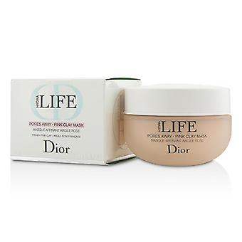 Christian Dior Hydra Life Pores Away Pink Clay Mask - 50ml/1.7oz