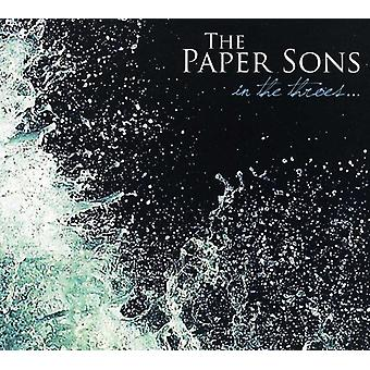 Paper Sons - In the Throes… [CD] USA import