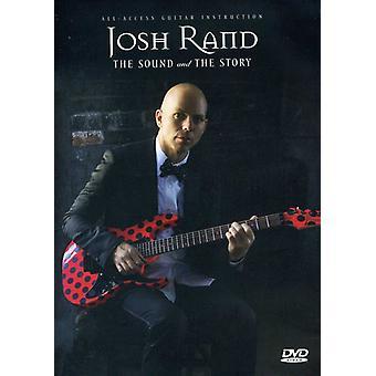 Guitar: Sound & the Story [DVD] USA import
