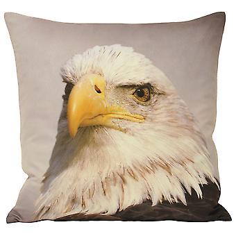 Kissenhülle aus Riva Home tierische Eagle