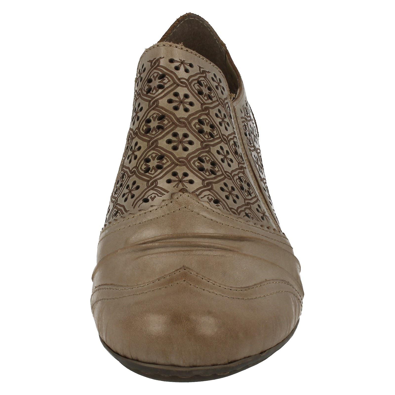 Ladies Rieker Shoes 41735