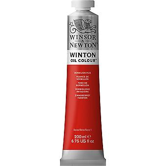 Winsor & Newton Winton olie verf 200ml
