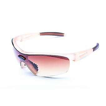 Comodidad de Wenger X-Kross deporte marco gafas anteojos OFL1010. 04 mate acorde mujer perla