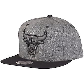 Mitchell & Ness Snapback Cap - BROAD II Chicago Bulls grey