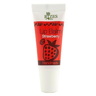 Lippenbalsam mit SPF Erdbeere, ohne Vaseline. 8ml