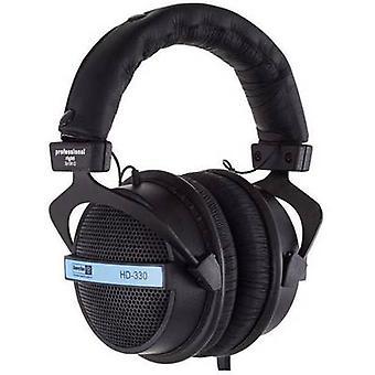 Superlux HD-330 Over-ear headphones Over-the-ear Black