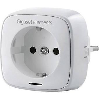 Gigaset Elements S30851-H2519-R101 stik til trådløs strømstik