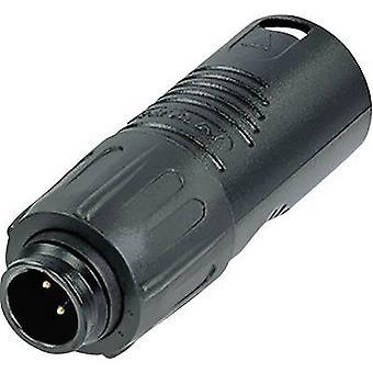 Rean AV RT3MT-B XLR adapter XLR plug - XLR plug 1 pc(s)