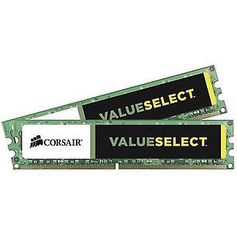 コルセア PC の RAM キット値選択 CMV8GX3M2A1600C11 8 GB 2 倍速 4 GB DDR3 RAM 1600 MHz CL11 30/11/11