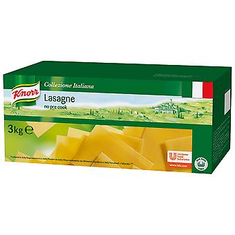 Knorr Lasagne Sheets Not Pre Cooked