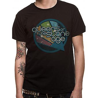 Queens Of The Stone Age - Prism (Unisex)  T-Shirt