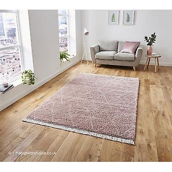 Mohad Rose tapijt