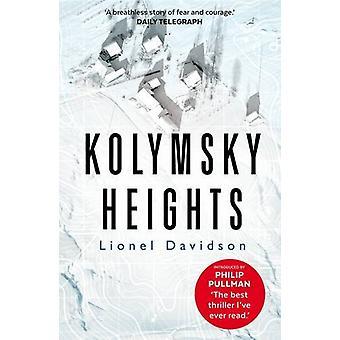 Kolymsky alturas de Lionel Davidson - libro 9780571326112