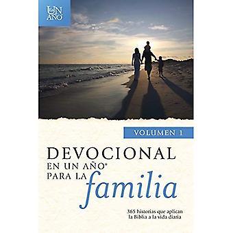 Devocional sv FN Ano Para La Familia Volumen 1