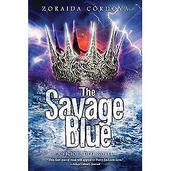 The Savage Blue (Vicious Deep)