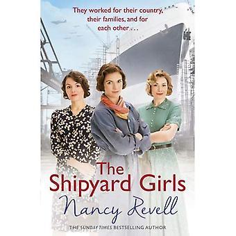 Die Werft-Mädchen: (Werft Girls 1) (die Werft Mädchen Serie)