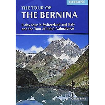Rundtur i Bernina: 9 dagars turné i Schweiz och Italien och rundtur i Italiens Valmalenco