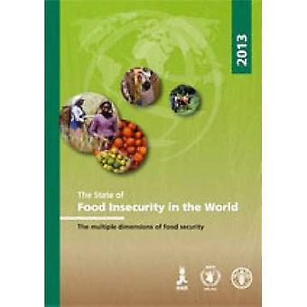 De staat van voedsel onveiligheid in de wereld-2013: de meerdere dimensies van de voedselzekerheid