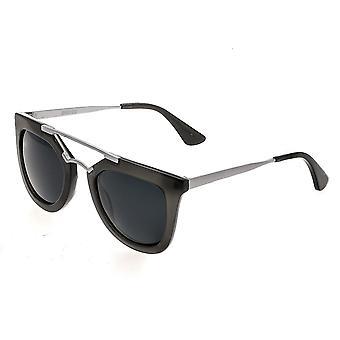 Bertha Ella spolaryzowane okulary - szary/czarny